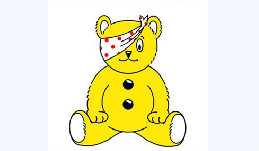 Ice Rink fundraising event for Children in Need