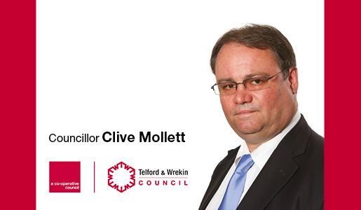 Councillor Clive Mollett