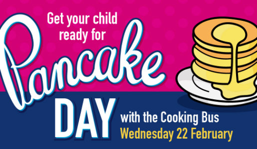 Get ready for Pancake Day!