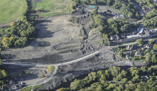 Drop in session for Jackfield residents on Stabilisation Project