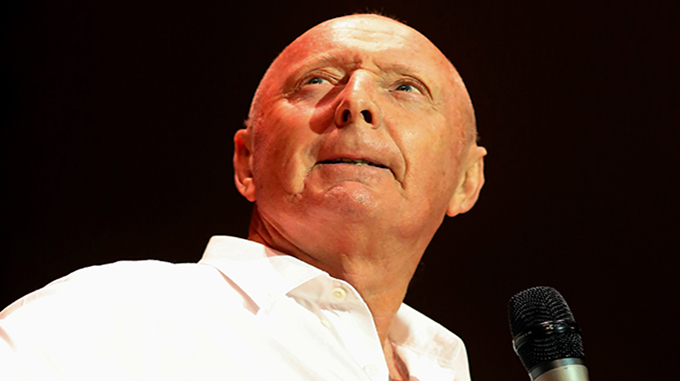 Last few tickets left for Jasper Carrott's Stand Up and Rock