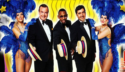 The Rat Pack Concert featuring special guest Anita Harris