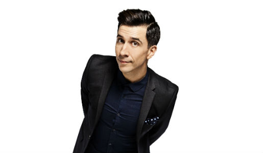Russell Kane's new show 'Right Man, Wrong Age'