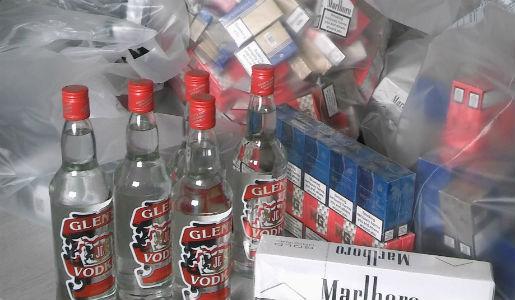 Suspected illegal cigarettes seized in Wellington