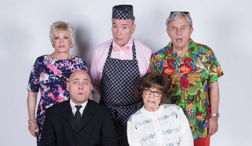 New star studded comedy play on tour