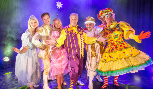 Win the chance to meet the cast of Sleeping Beauty