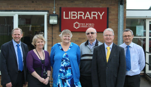 Discussions progressing to save Donnington Library