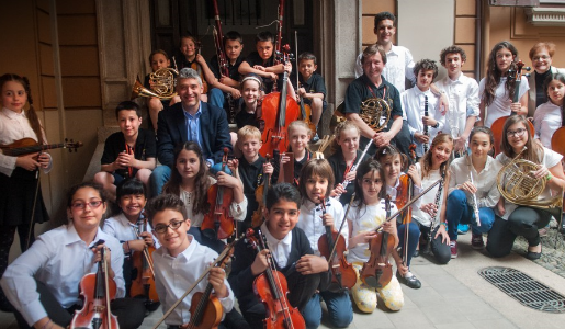 Telford & Wrekin Music Education Hub shortlisted for award