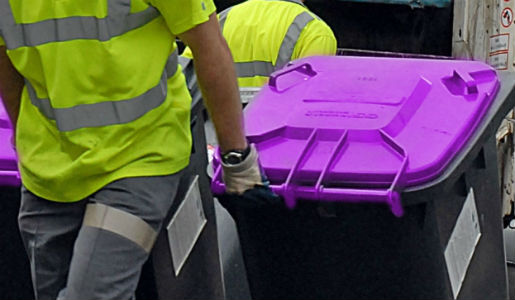 Recycling continues to rise in the borough