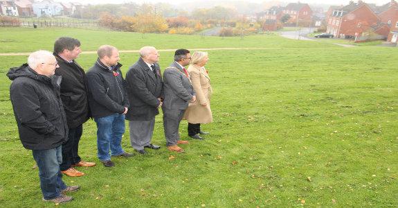 Legacy Fund helps to improve war memorials