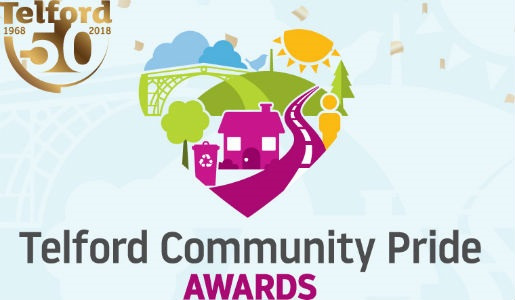 Telford Community Pride Awards – the finals!