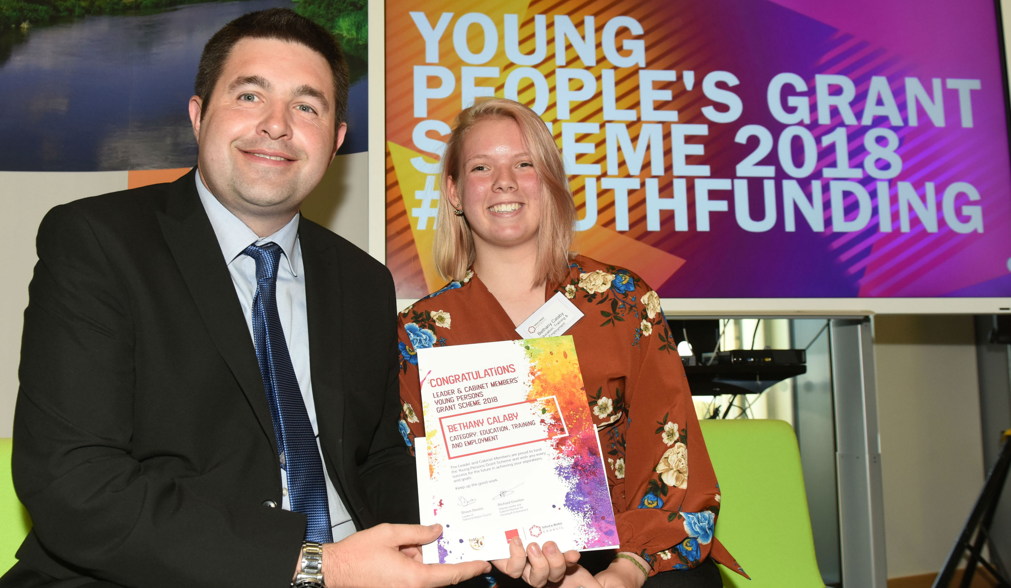 Helping young people achieve