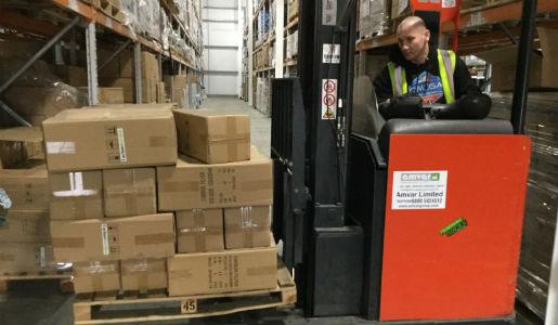 New unit let to leading hydroponics wholesaler