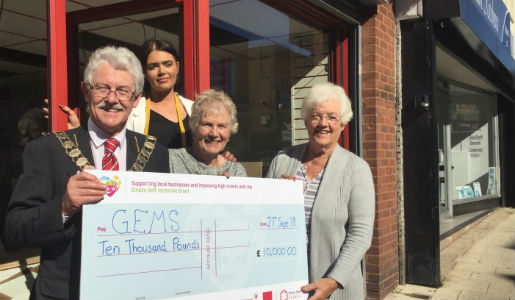 Council Support for High Streets Grows