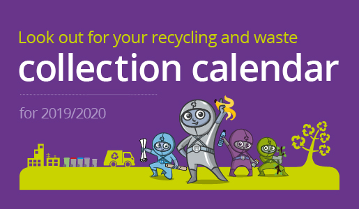 Telford and Wrekin residents to receive new bin day calendar