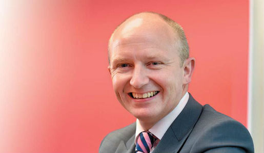 David Sidaway preferred candidate for Chief Executive