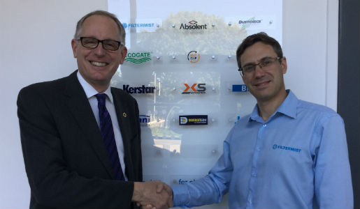 £4m investment by Filtermist to meet growing demand