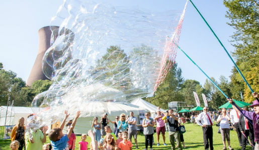 Festival of Imagination celebrates huge success with over 15,000 taking part over the two weeks