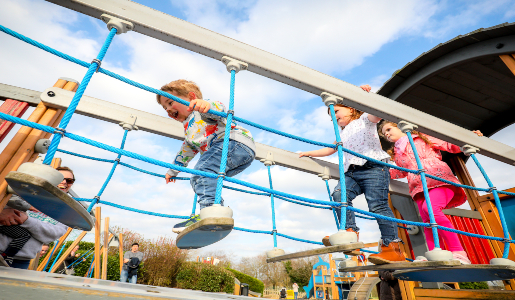 Telford Town Park ranked among the best playgrounds in England