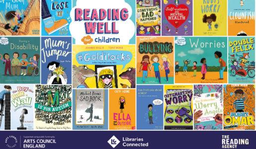 New books to support better children's mental health