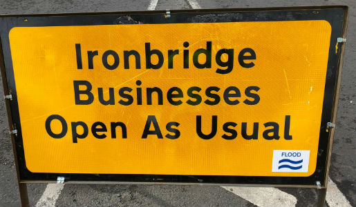 Council accelerates support for flood-hit businesses