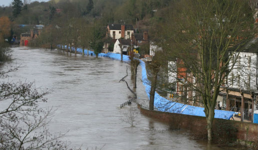 Council working with River Severn Partnership to help residents and businesses