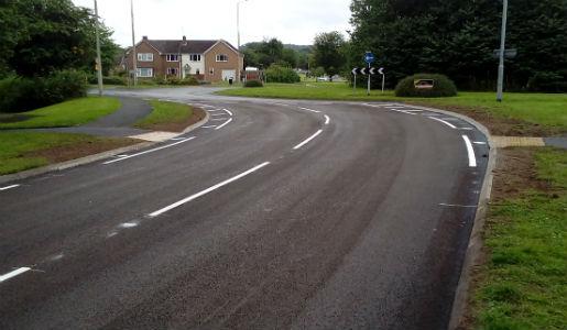 Kemberton Road re-opens