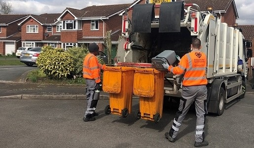 Food recycling service update, 7 September 2020