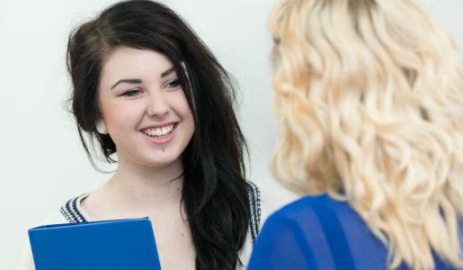 Students celebrate GCSE results