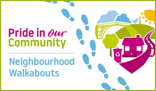 Neighbourhood walkabouts in Madeley and Ironbridge, 7 October 2020