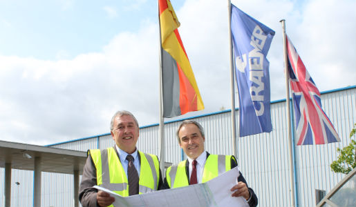 Wheelie bin firm set to create 70 new jobs in Telford