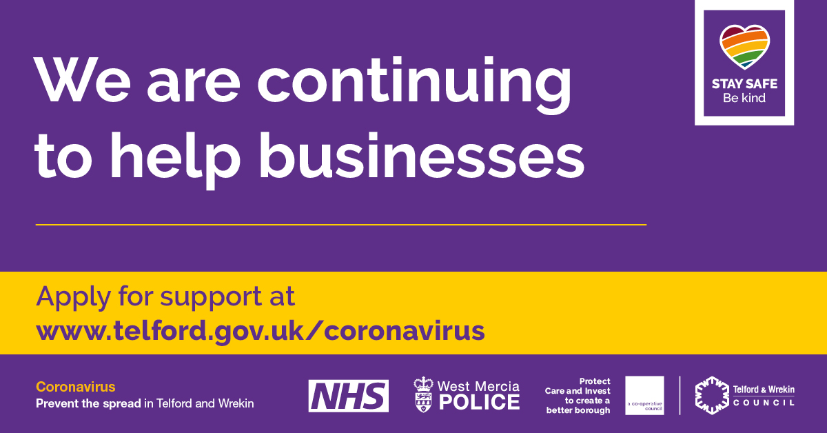 Council continues to support borough businesses