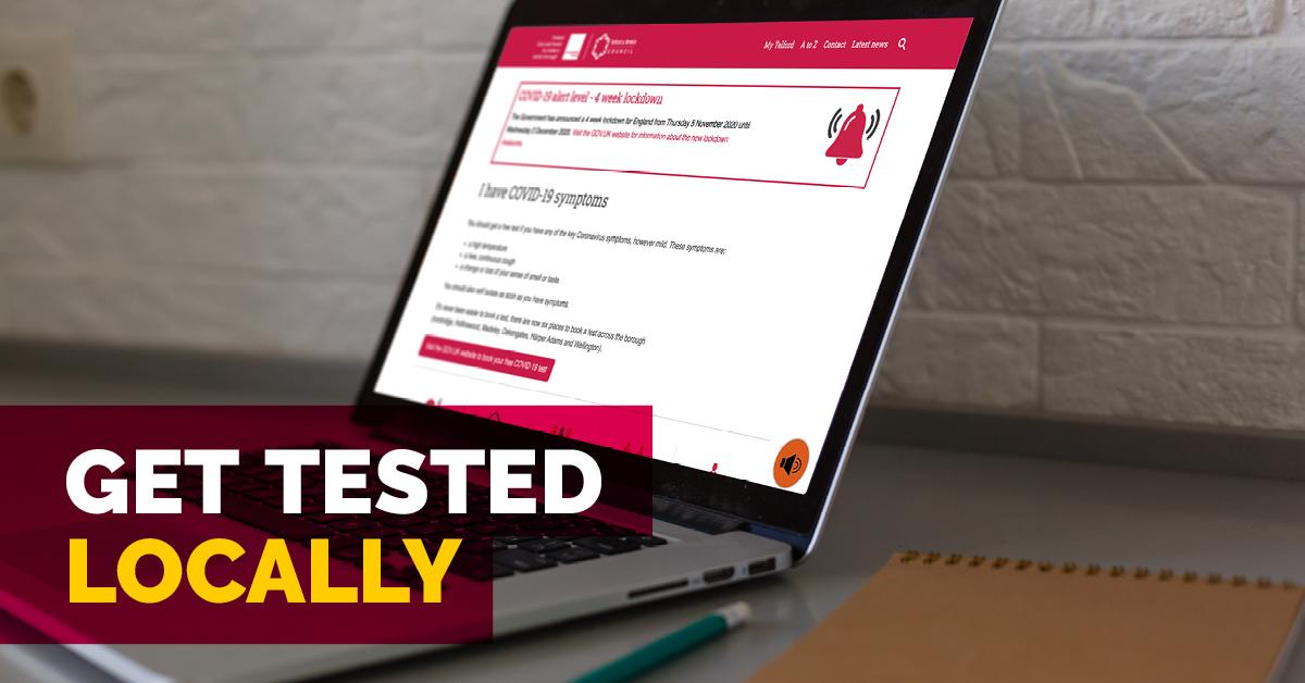 Number of rapid test sites grows in Telford and Wrekin