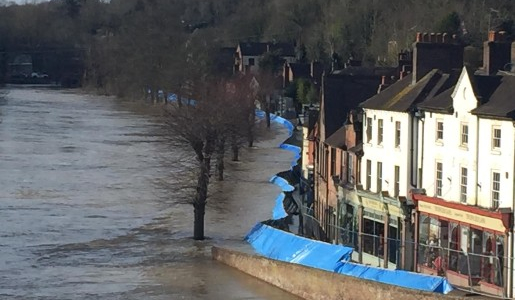 Council calls for permanent flood defence system