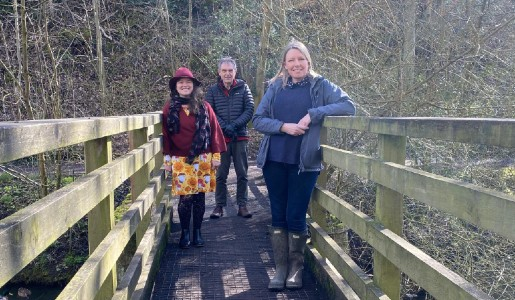 Dawley Hamlets formally declared as a Local Nature Reserve by Natural England