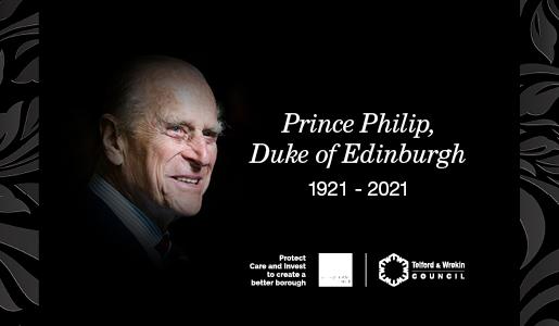 The Duke of Edinburgh 1921 - 2021