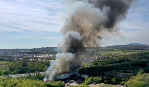 Fire latest - Update 5.15pm Fri 30 April
