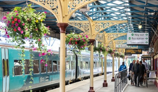 Rail improvements set to support jobs and growth in Telford and Wrekin