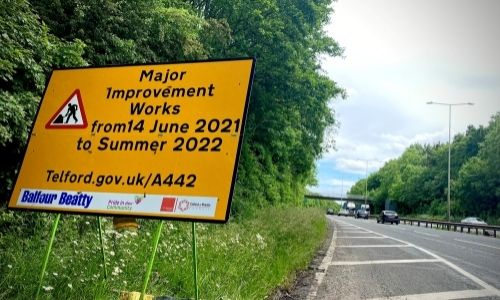 Road works for essential maintenance across the borough