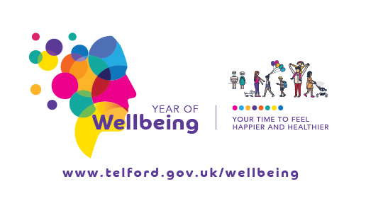 Telford & Wrekin Council launches 'Year of Wellbeing'