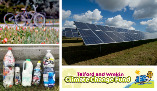 Council's Climate Change Fund helps dozens of local organisations bring 'carbon footprint-reducing' projects to life
