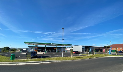 Euro Garages development site hailed as major success for Telford Land Deal, creating space for new business and jobs