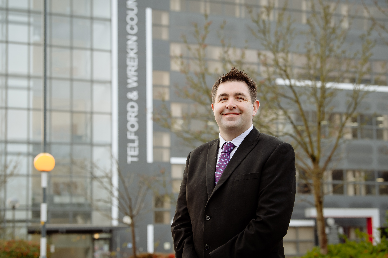 National role for Telford & Wrekin leader