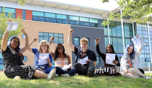 Another successful year of A-Level results despite pandemic's difficulties