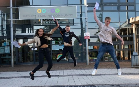 Another successful year of GCSE results