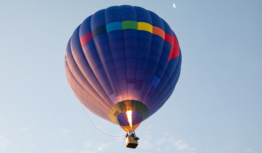 Telford Balloon Fiesta to take off soon.
