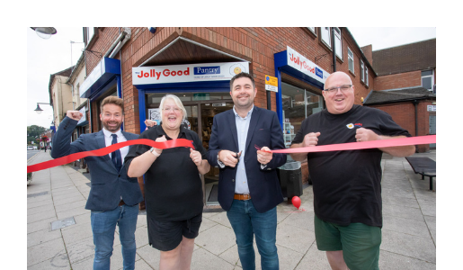 New local grocery business joins Dawley's High Street