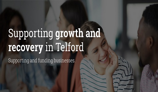 £1m Telford Growth and Recovery Programme