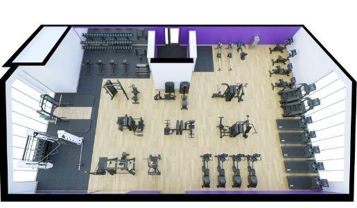 New aspirations gym refurbishment announced