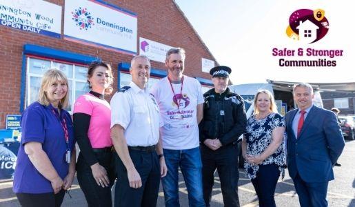 Safer & Stronger Communities Launch Success